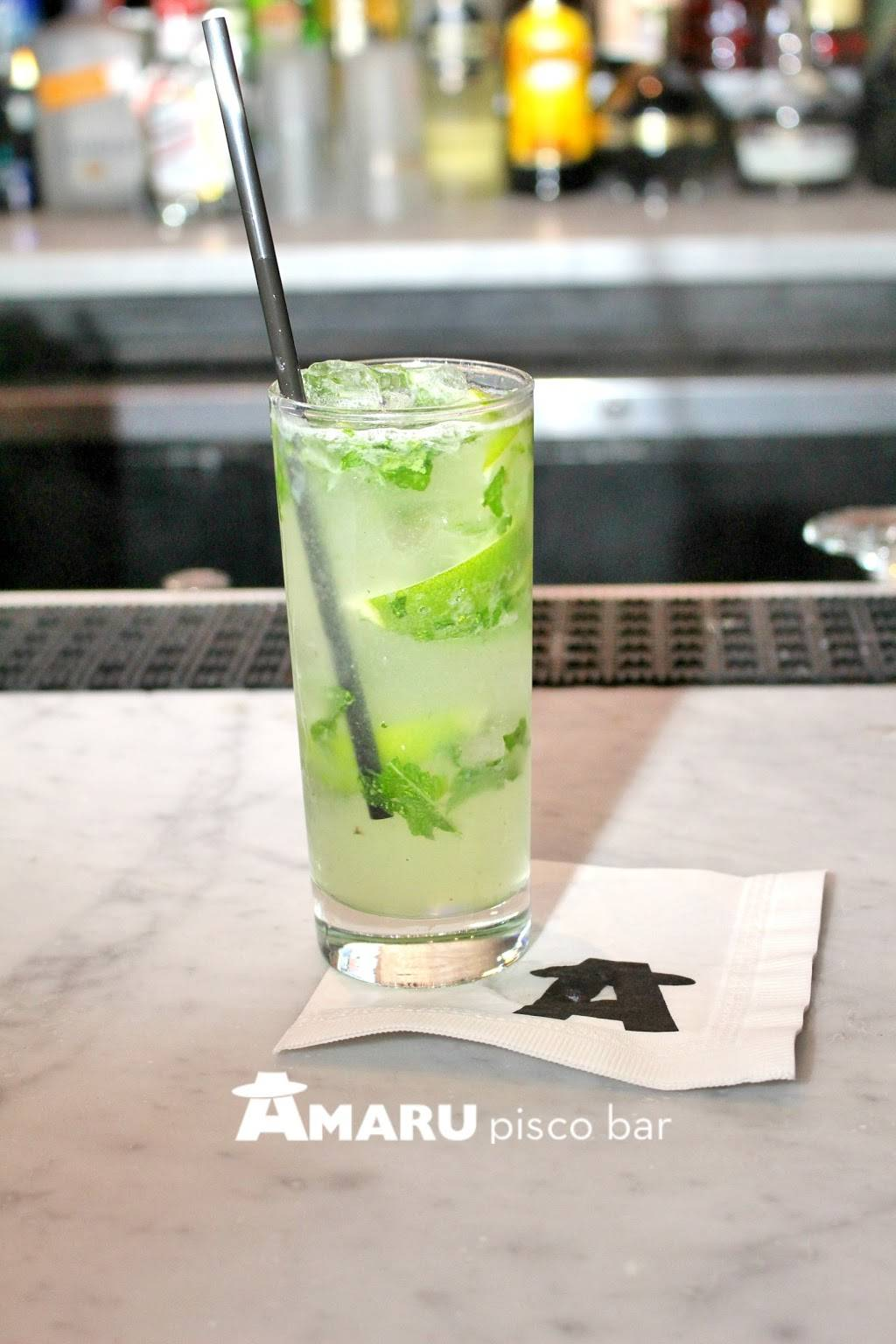 Amaru Bar | restaurant | 84-13 Northern Blvd, Jackson Heights, NY 11372, USA | 7182055577 OR +1 718-205-5577