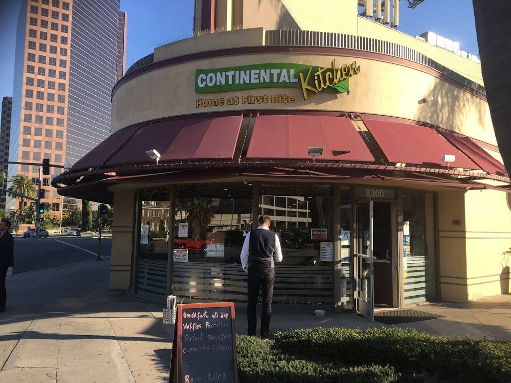 Continental Kitchen BH | cafe | 8300 Wilshire Blvd, Beverly Hills, CA 90211, USA | 3234334131 OR +1 323-433-4131