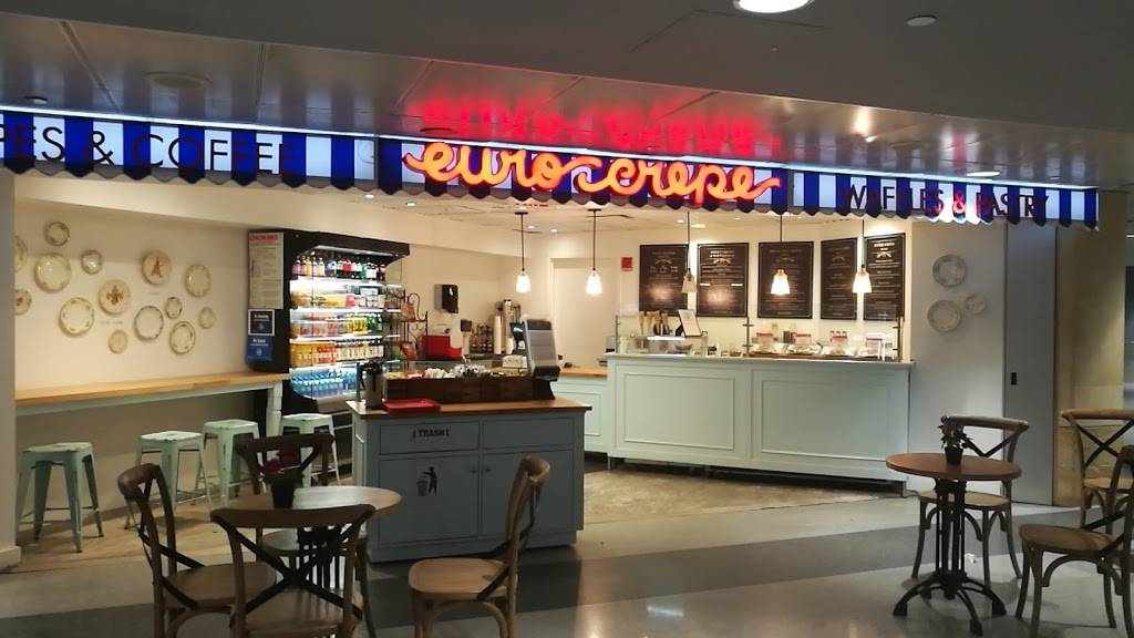 Euro Crepes   restaurant   Jamaica, NY 11430, USA
