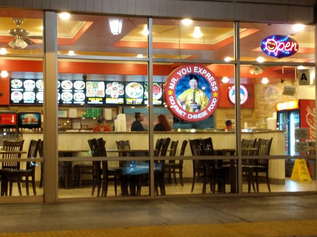 Mr. You Chinese Food - Restaurant | 1382 E Florida Ave, Hemet, CA 92544, USA