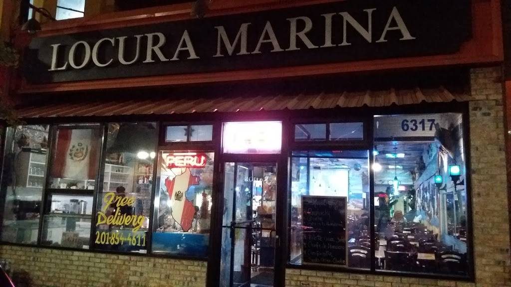 Locura Marina | restaurant | 6317 Bergenline Ave, West New York, NJ 07093, USA | 2018544611 OR +1 201-854-4611