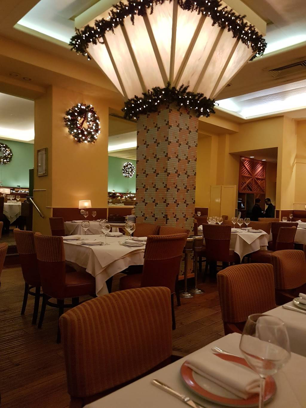 Trattoria DellArte | restaurant | 900 7th Ave, New York, NY 10106, USA | 2122459800 OR +1 212-245-9800