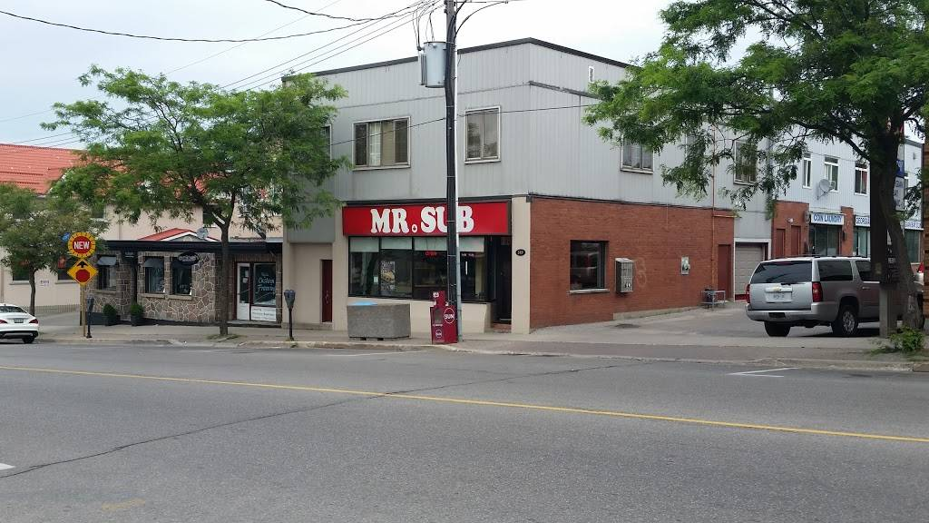 Mr.Sub | restaurant | 349 King St, Midland, ON L4R 3M7, Canada | 7055263133 OR +1 705-526-3133