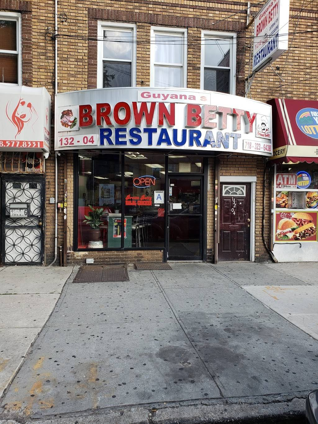 Brown Betty   restaurant   132-04 Liberty Ave, South Richmond Hill, NY 11419, USA   7183236438 OR +1 718-323-6438