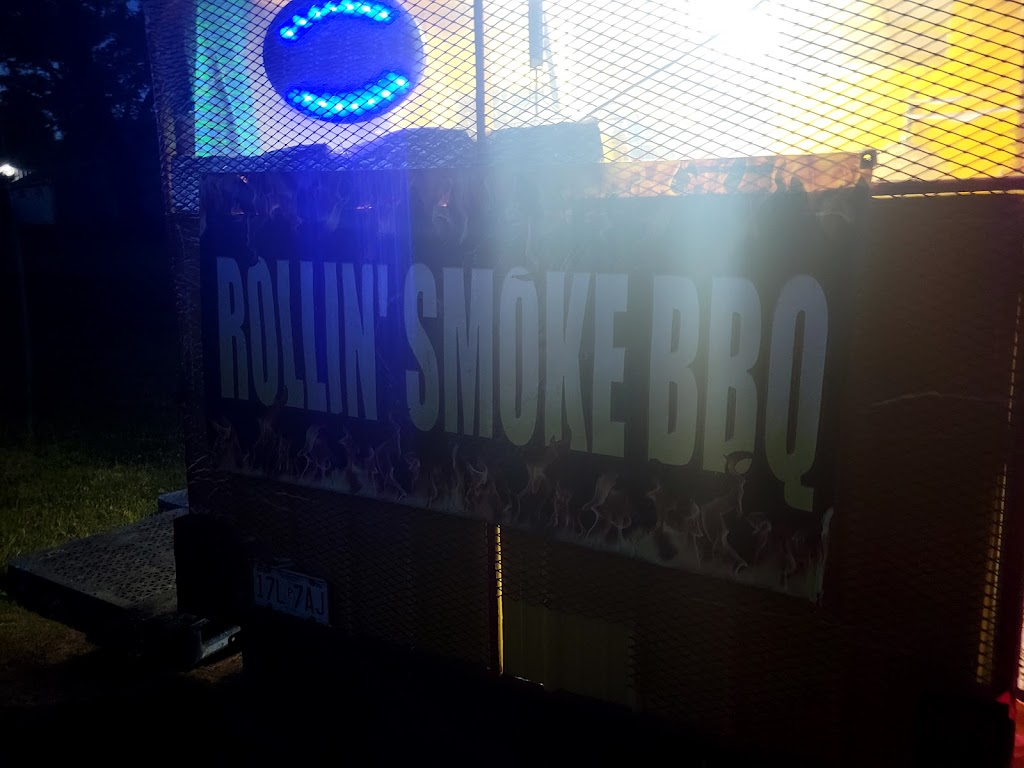 Rollin Smoke BBQ   restaurant   700 State Hwy D, Wappapello, MO 63966, USA