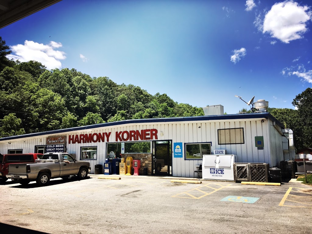 Harmony Korner | restaurant | 25 Good Neighbor Dr, Brevard, NC 28712, USA | 8288845993 OR +1 828-884-5993