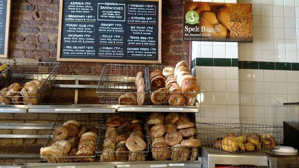 Brooklyn Bagel & Coffee Company | cafe | 286 8th Ave, New York, NY 10001, USA | 2129242824 OR +1 212-924-2824