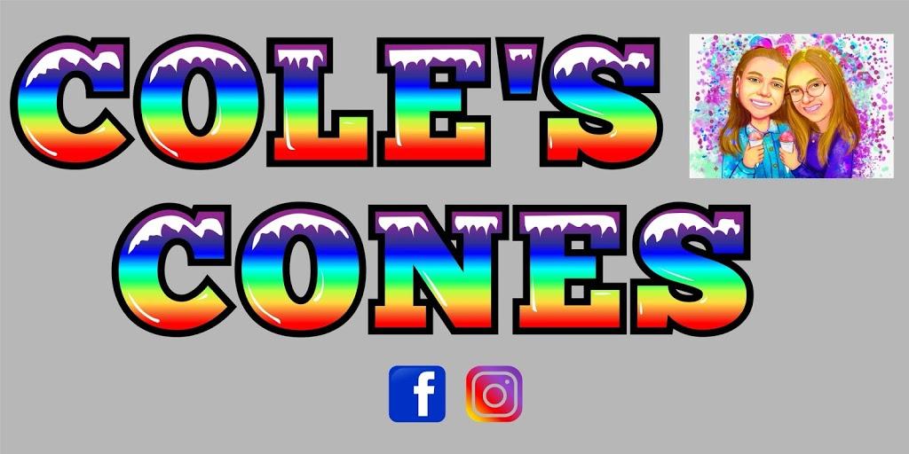 Coles Cones Snow Cones   restaurant   5628 LA-28, Pineville, LA 71360, USA   3184193280 OR +1 318-419-3280