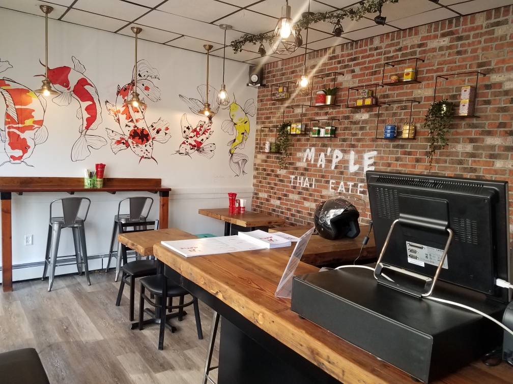 Maple Thai Eatery | restaurant | 3602 36th Ave, Astoria, NY 11106, USA | 7187070407 OR +1 718-707-0407
