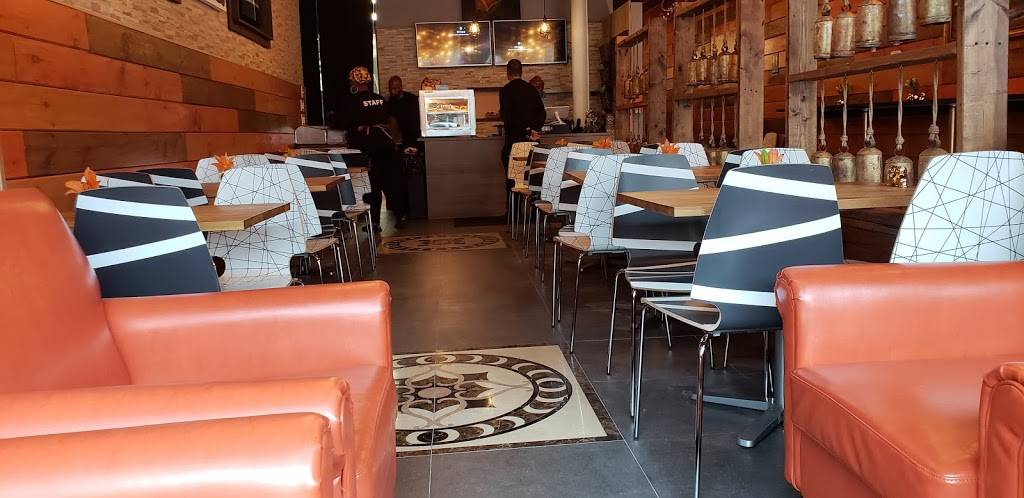 Infused Kreyol Restaurant   restaurant   423 Main St, Malden, MA 02148, USA   7813880938 OR +1 781-388-0938