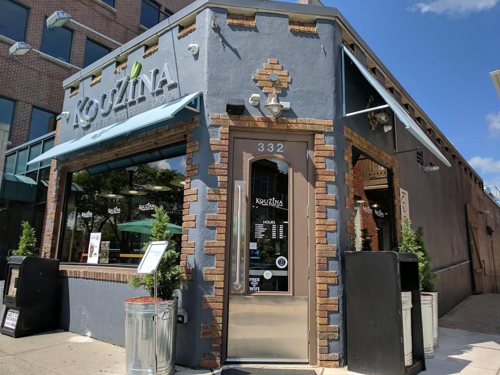 KouZina Greek Street Food   restaurant   332 S Main St, Ann Arbor, MI 48104, USA   7349975155 OR +1 734-997-5155