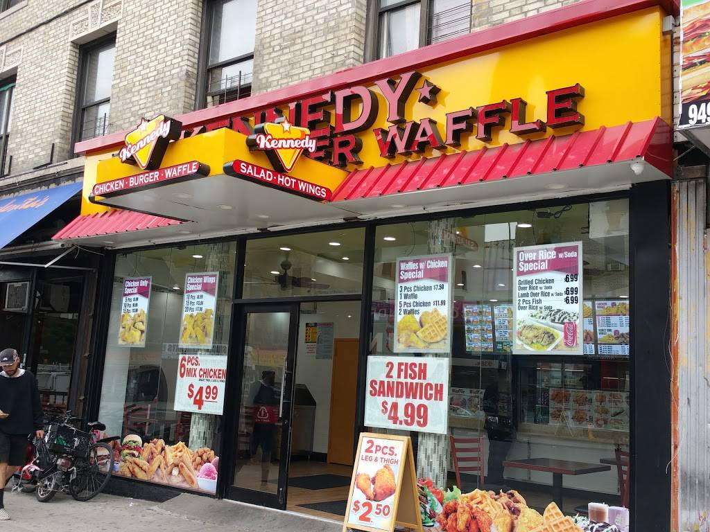 Kennedy Chicken | restaurant | 945 E 163rd St, Bronx, NY 10459, USA