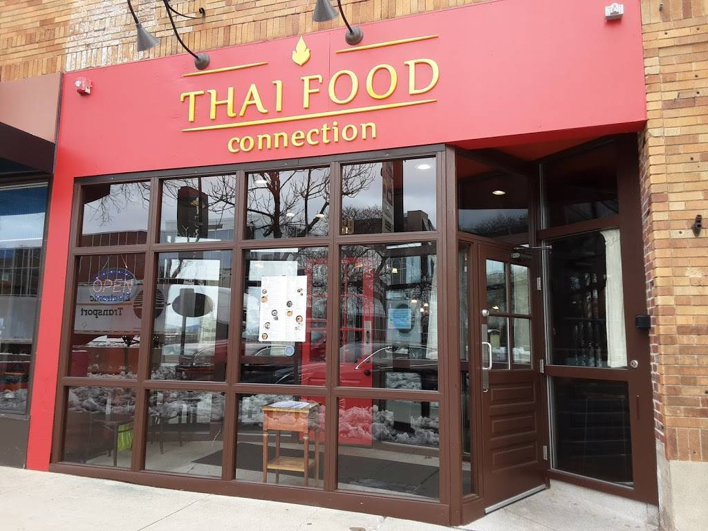 Thai food connection | restaurant | 1069 Elm St, Manchester, NH 03101, USA | 6039357257 OR +1 603-935-7257