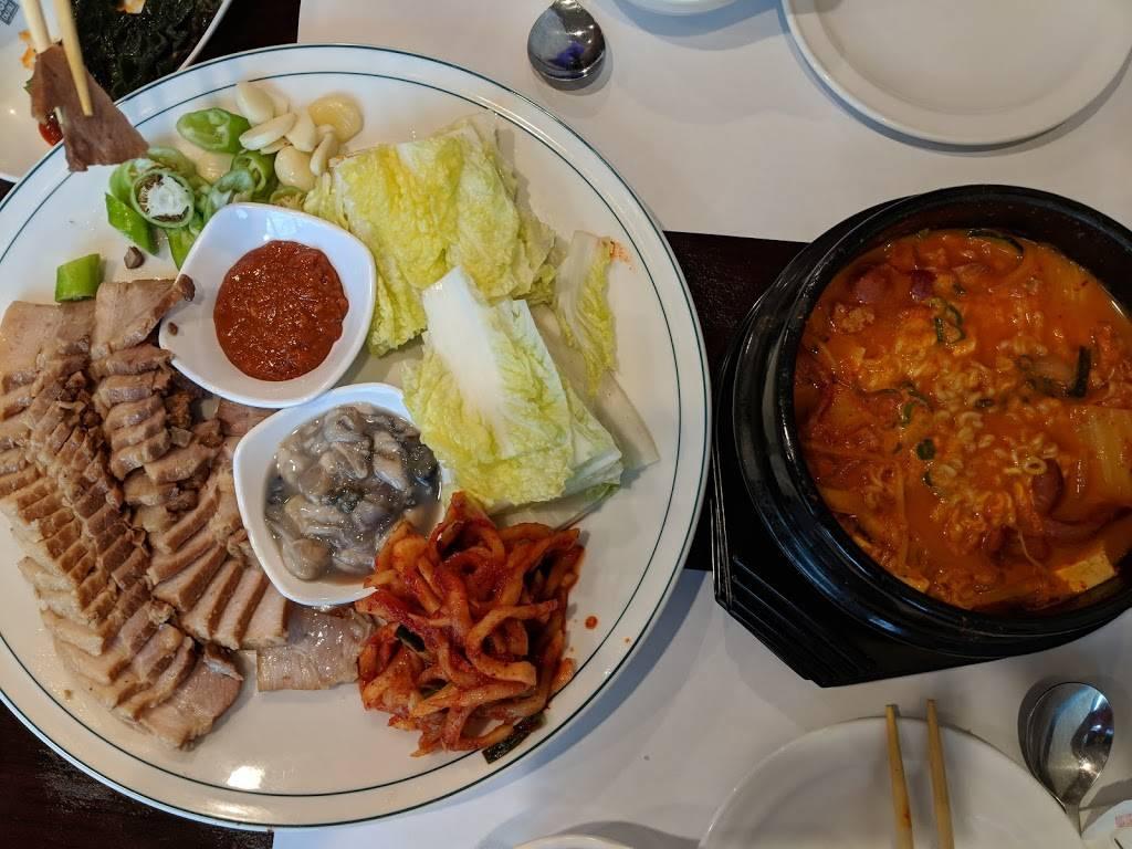AJAE Budae korean ( 아재 부대찌개 )   restaurant   1550 Lemoine Ave #201, Fort Lee, NJ 07024, USA   2014610537 OR +1 201-461-0537