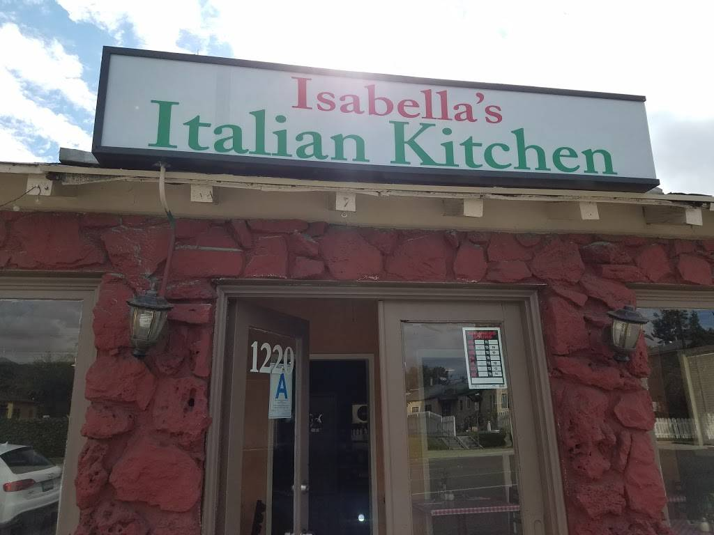 Isabellas Italian Kitchen Restaurant 1220 W Burbank Blvd Burbank Ca 91506 Usa