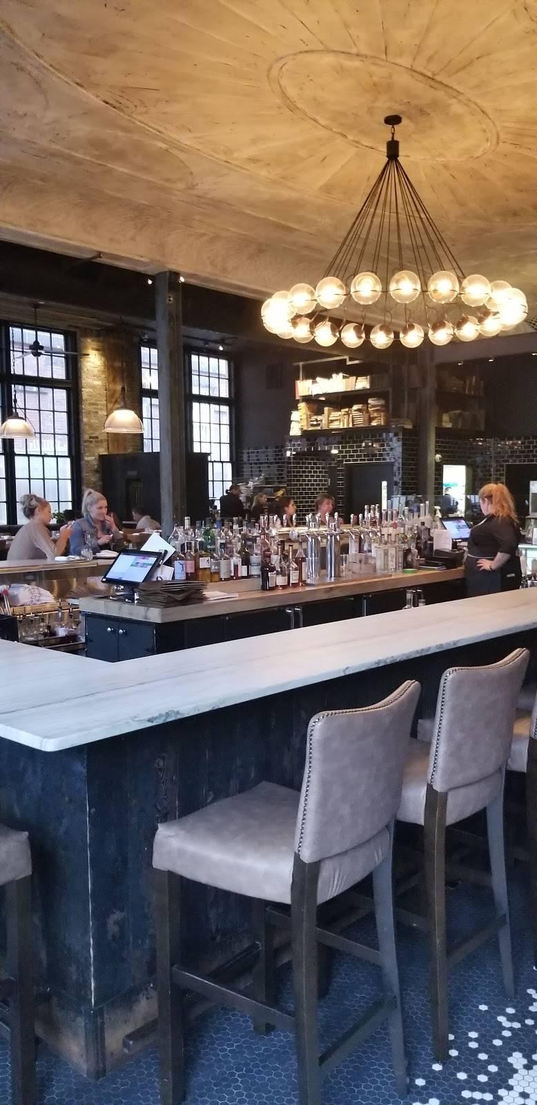 Ledger Restaurant | restaurant | 125 Washington St, Salem, MA 01970, USA | 9785941908 OR +1 978-594-1908