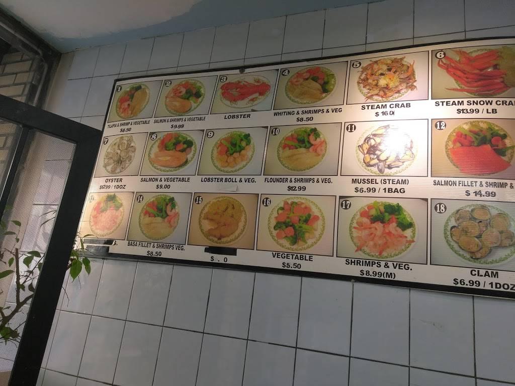 K & M Fish Market | restaurant | 2055 2nd Ave, New York, NY 10029, USA | 2128314040 OR +1 212-831-4040