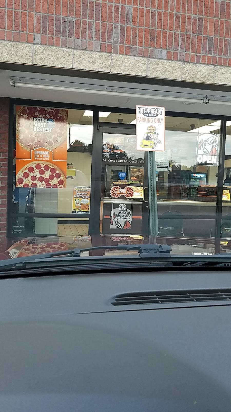 Little Caesars Pizza | meal takeaway | 1421 Forestdale Blvd, Birmingham, AL 35214, USA | 2057916988 OR +1 205-791-6988