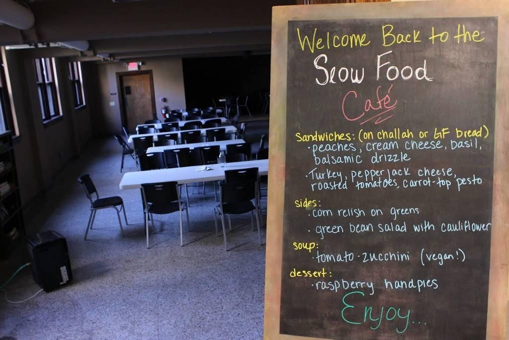 Slow Food UW | restaurant | 1127 University Ave, Madison, WI 53715, USA