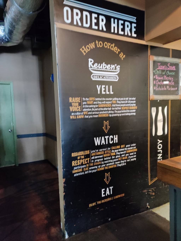 Reubens Deli | meal takeaway | 57 Broad St NW, Atlanta, GA 30303, USA | 4045899800 OR +1 404-589-9800