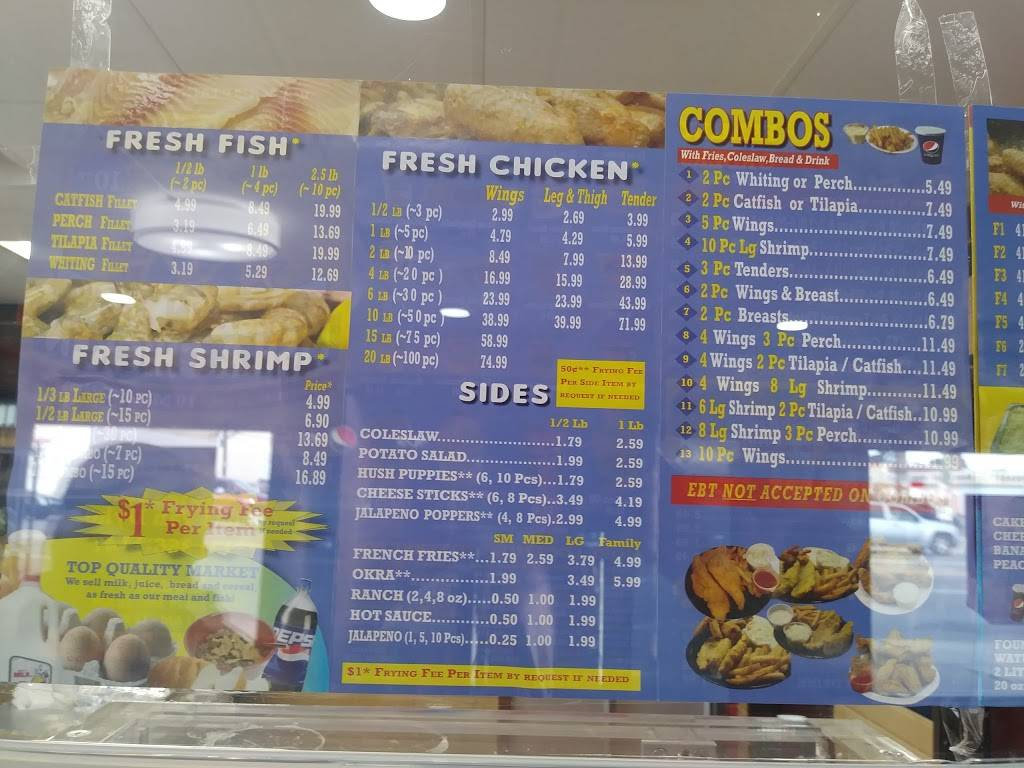 Captain Jays Fish & Chicken | meal takeaway | 19041 Van Dyke St, Detroit, MI 48234, USA | 3133661147 OR +1 313-366-1147