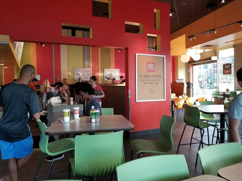 Zoes Kitchen Restaurant 12505 Park Potomac Ave Ste 115