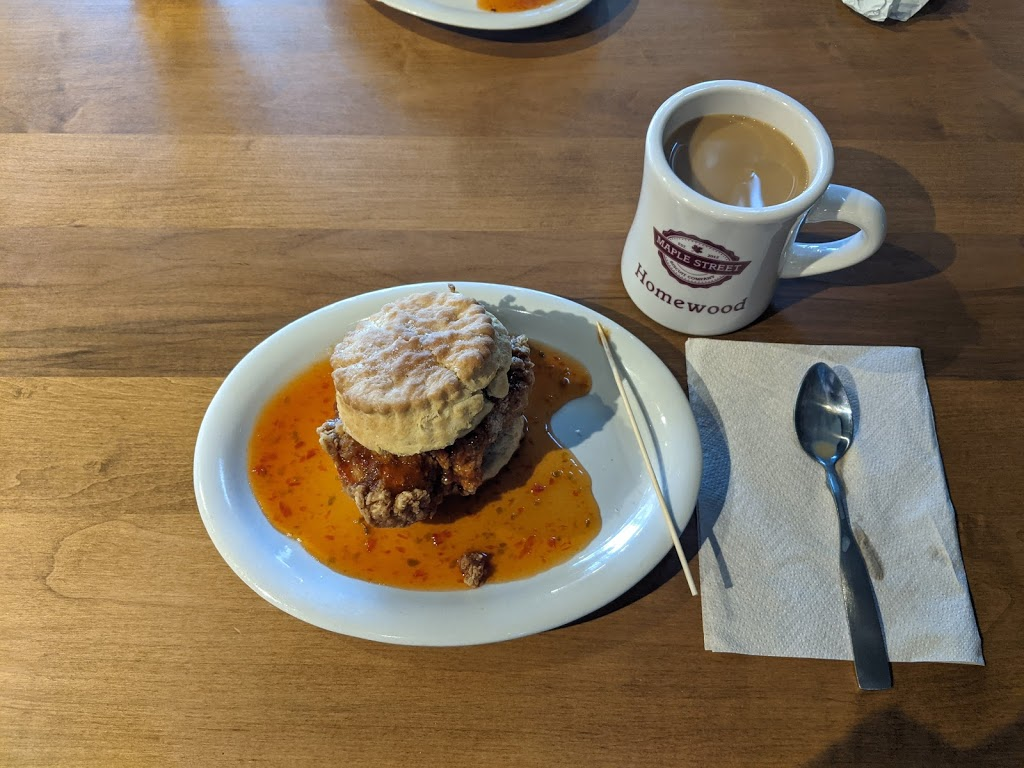 Maple Street Biscuit Company - Homewood | restaurant | 2801 18th St S, Homewood, AL 35209, USA | 2054140999 OR +1 205-414-0999