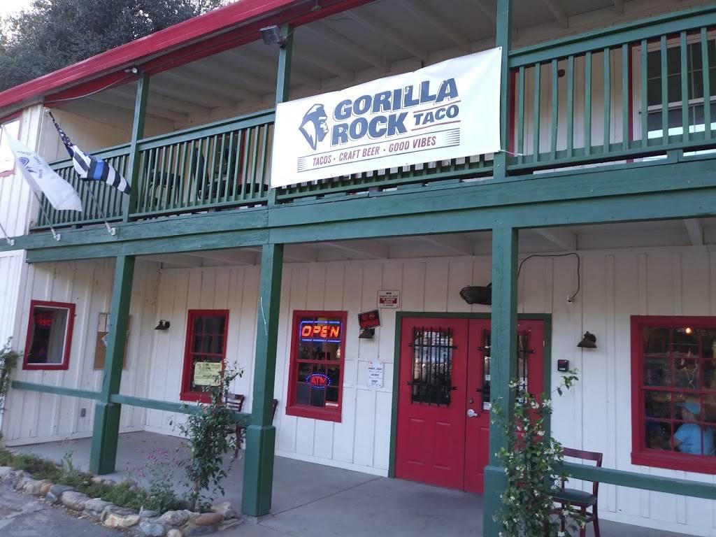 Gorilla Rock Tacos   restaurant   Lotus, CA 95651, USA