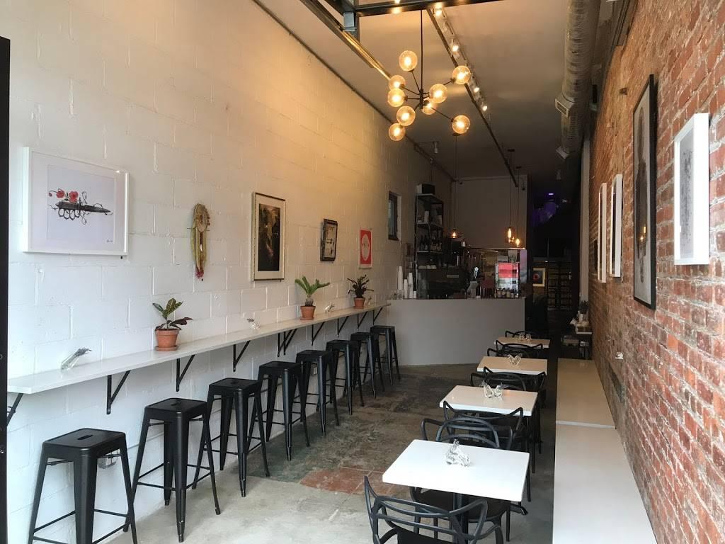 Demi Monde | restaurant | 257 Varet St #1, Brooklyn, NY 11206, USA | 9292502687 OR +1 929-250-2687