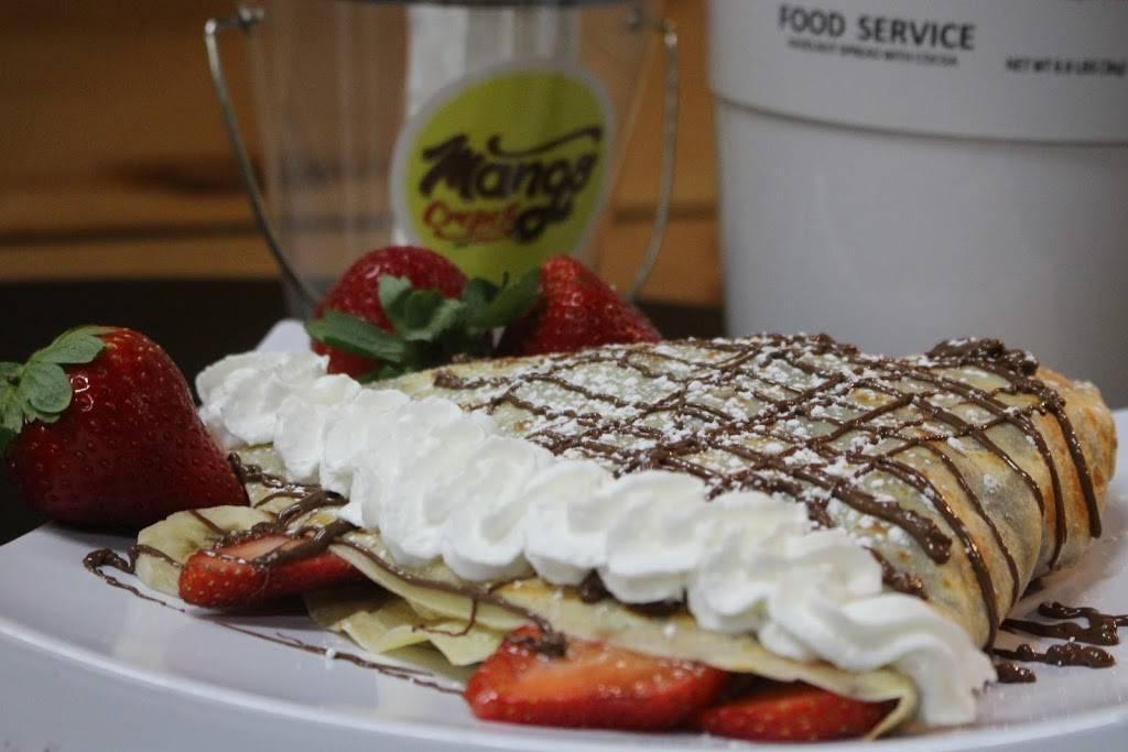 MANGO CREPES & MORE   restaurant   8310 Northern Blvd, Jackson Heights, NY 11372, USA   7184069681 OR +1 718-406-9681