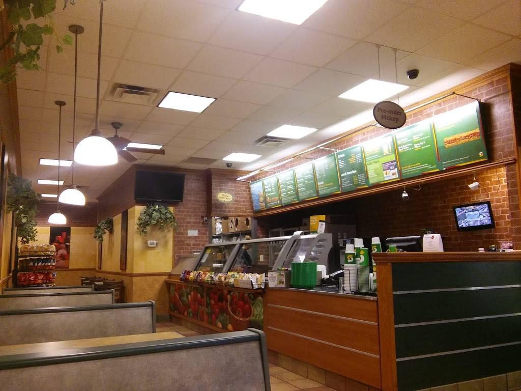 Subway Restaurants 9725 Johnstown Rd New Albany Oh 43054