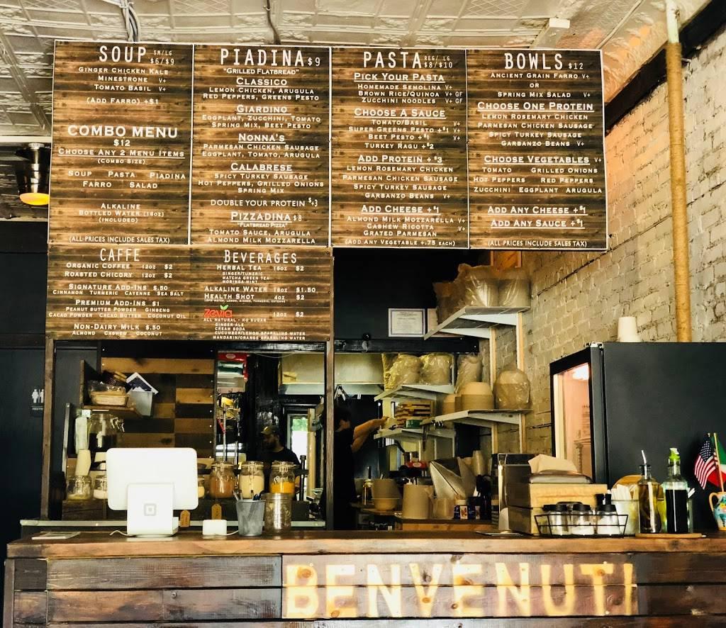 Mangia Organica - Restaurant | 271 Glenwood Ave, Bloomfield