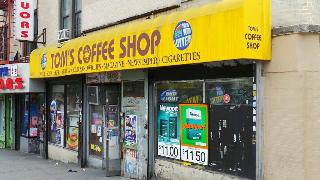 Toms Coffee Shop | restaurant | 250 E Burnside Ave, Bronx, NY 10457, USA | 7187312077 OR +1 718-731-2077