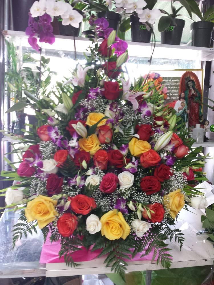 Corona Flowers Inc. | restaurant | 104-14 Corona Ave, Corona, NY 11368, USA | 7183933985 OR +1 718-393-3985