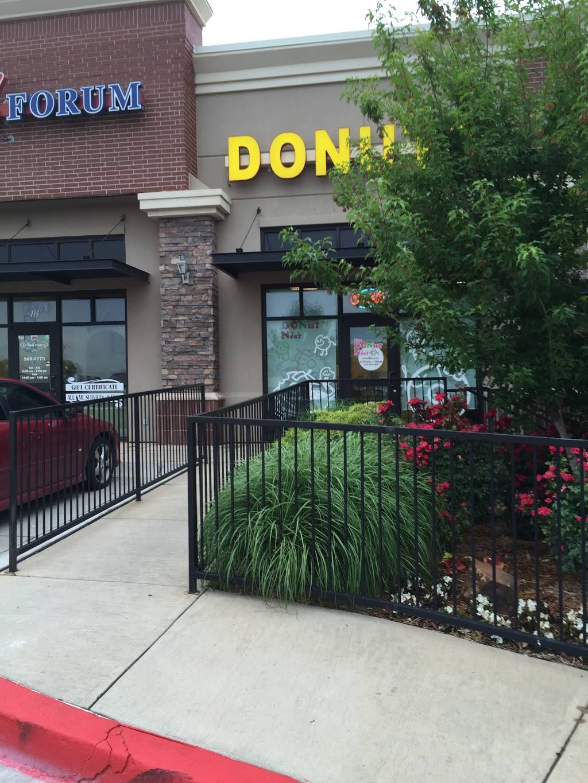 Donut Nest | bakery | 1201 NW 178th St, Edmond, OK 73012, USA | 2144496886 OR +1 214-449-6886