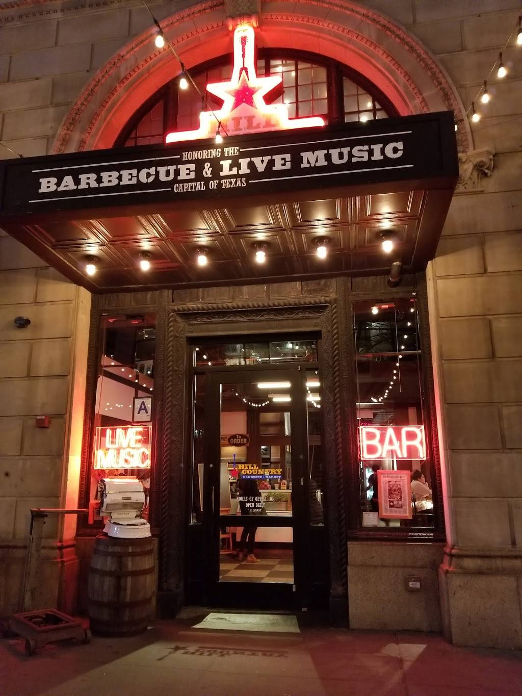 Hill Country Barbecue Market | restaurant | 345 Adams St, Brooklyn, NY 11201, USA | 7188854608 OR +1 718-885-4608
