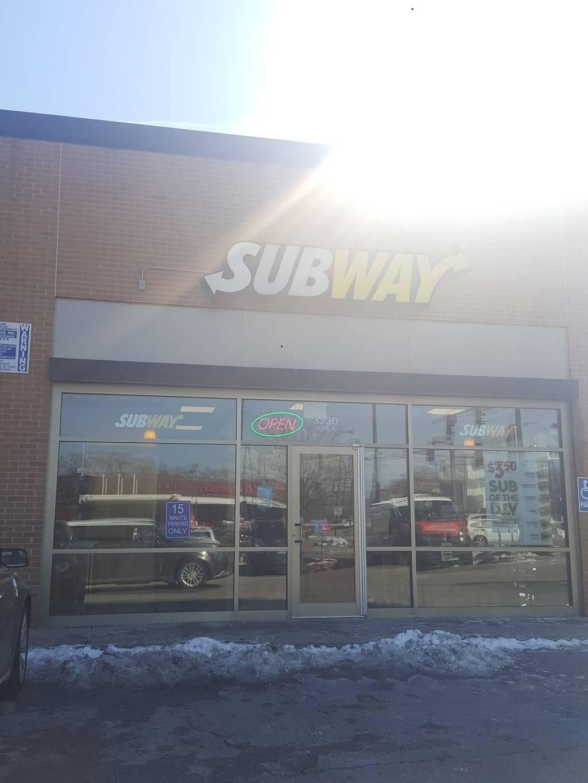 Subway Restaurants   restaurant   3330 Central St A-1, Evanston, IL 60201, USA   8478596134 OR +1 847-859-6134