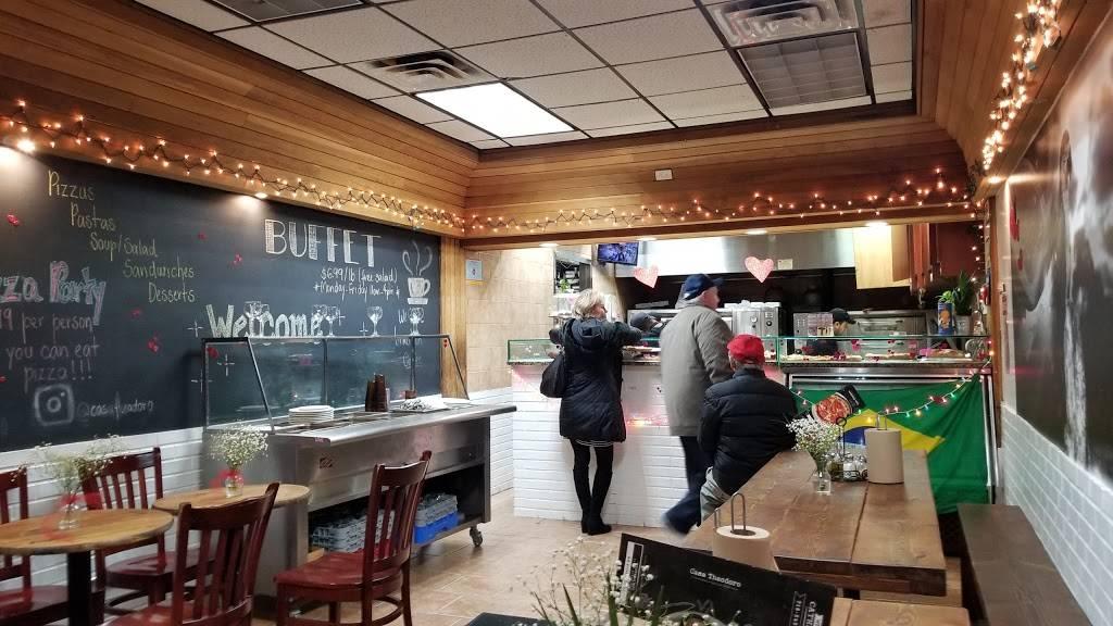 Casa Theodoro | restaurant | 54-18 31st Ave, Woodside, NY 11377, USA | 7185453800 OR +1 718-545-3800