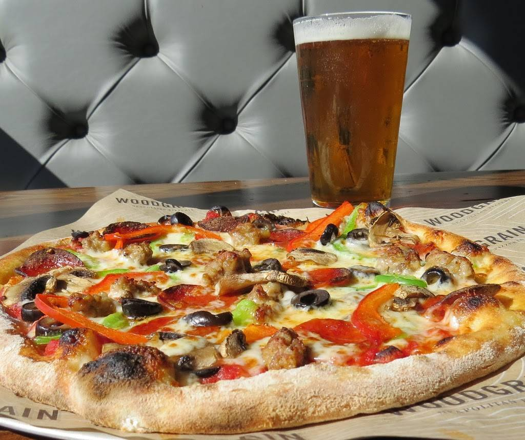 Woodgrain Pizzeria | restaurant | 19 West Ogden Avenue, Westmont, IL 60559, USA | 6304130126 OR +1 630-413-0126