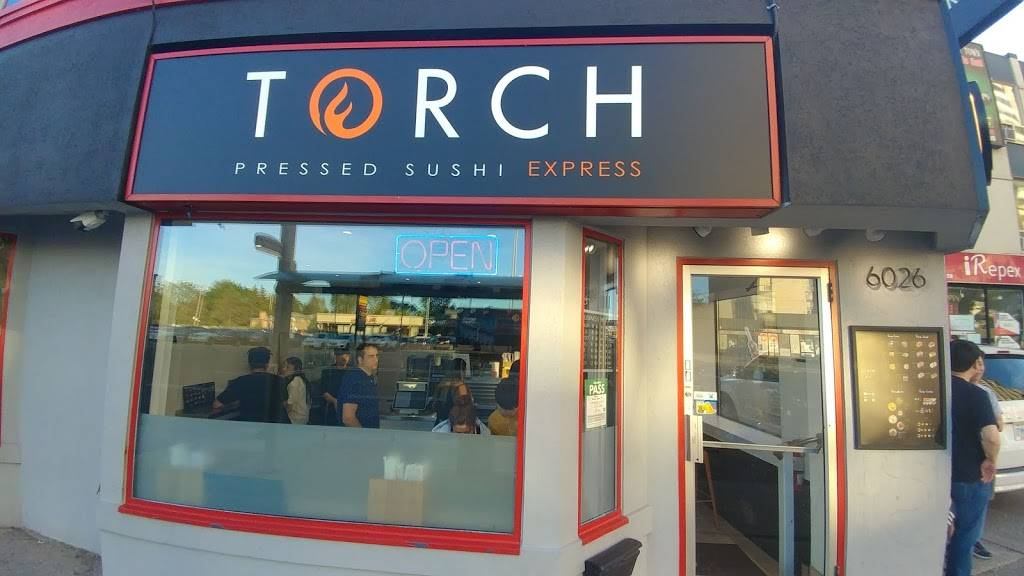 TORCH Pressed Sushi   restaurant   6026 Yonge St, North York, ON M2M 3W5, Canada   4167338338 OR +1 416-733-8338