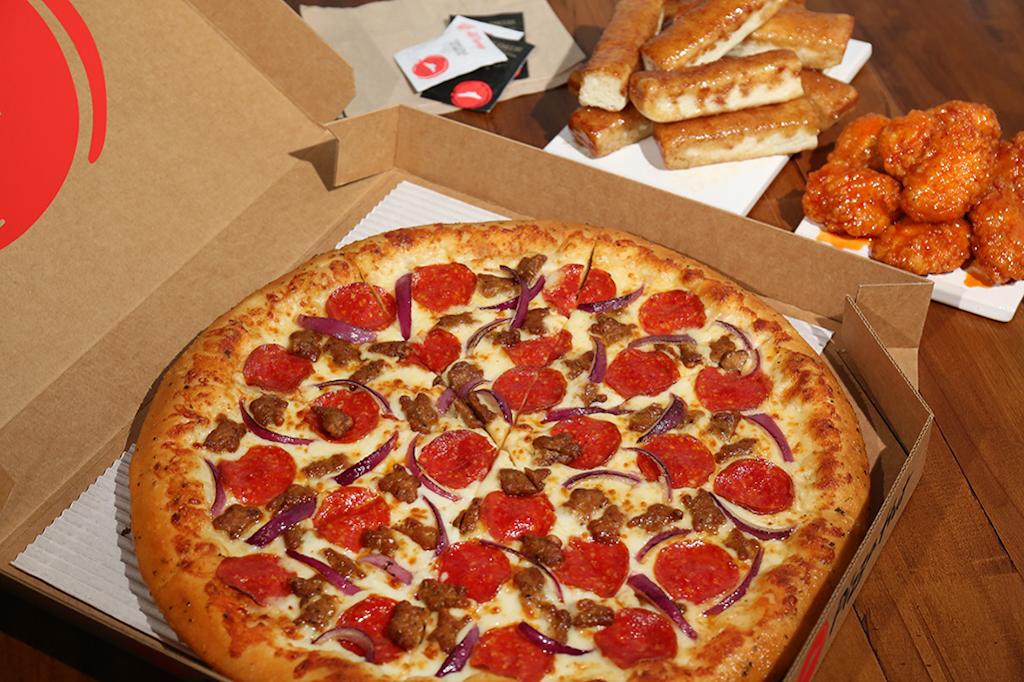 Pizza Hut   restaurant   203 N Main St, Georgetown, IL 61846, USA   2176622120 OR +1 217-662-2120