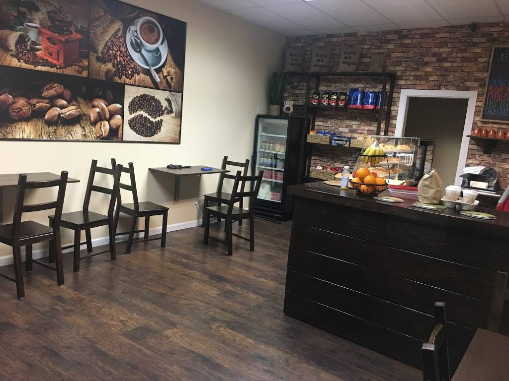 Cafe Mil hojas   cafe   103 Frank E Rodgers Blvd N, Harrison, NJ 07029, USA   9734441516 OR +1 973-444-1516