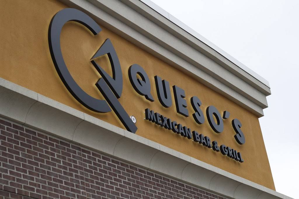 Quesos Mexican Bar & Grill | restaurant | 14741 Hazel Dell Crossing #100, Noblesville, IN 46062, USA | 3177982191 OR +1 317-798-2191