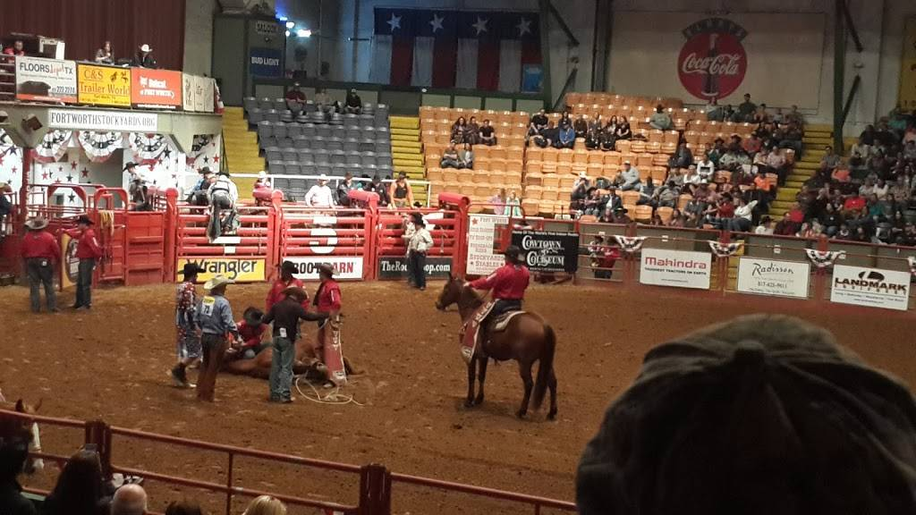 Stockyards Championship Rodeo | restaurant | 121 E Exchange Ave, Fort Worth, TX 76164, USA | 8176251025 OR +1 817-625-1025