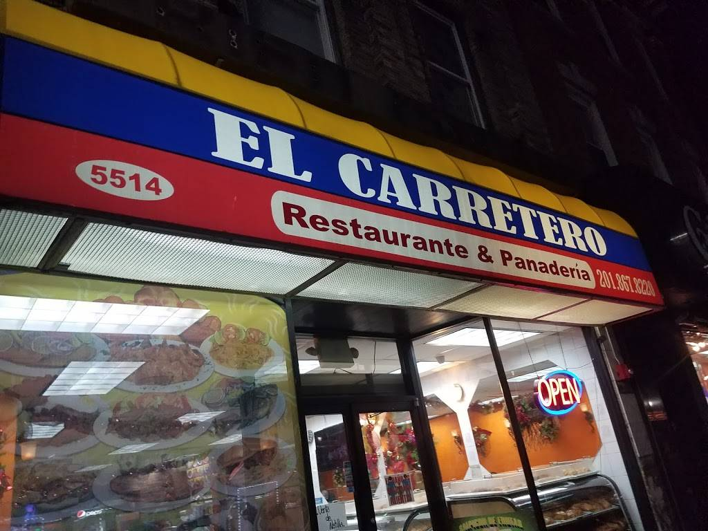 El Carretero 66 | bakery | 6605 Bergenline Ave, West New York, NJ 07093, USA | 2014728551 OR +1 201-472-8551