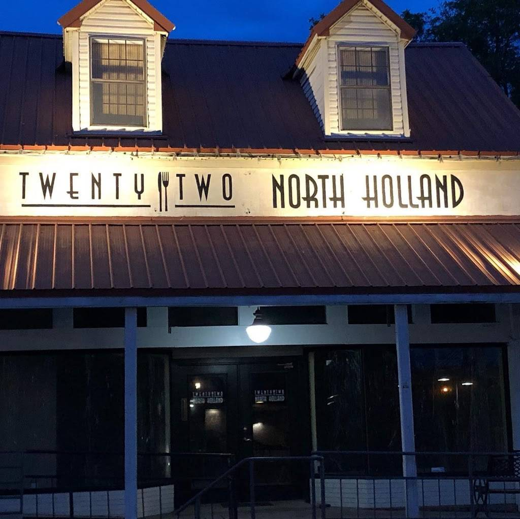 22 North Holland | restaurant | 22 N Holland St, Bellville, TX 77418, USA | 9798653000 OR +1 979-865-3000