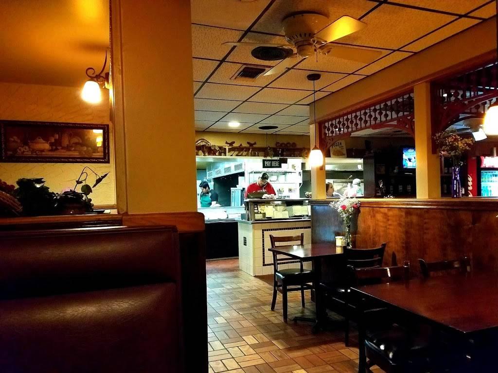 Capizzi S Italian Kitchen Restaurant 2525 Clarksville St Paris Tx 75460 Usa