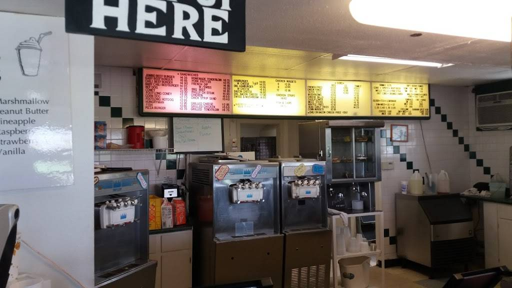 Starbuck S Drive In Restaurant 1620 W Lincoln Hwy Nevada Ia 50201 Usa