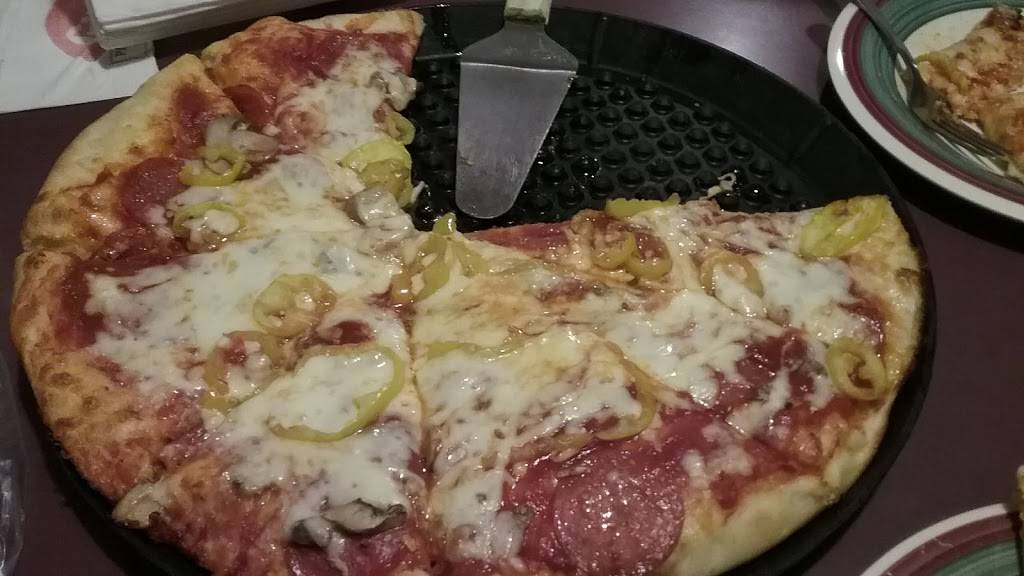 Ginos Pizza & Spaghetti House   meal delivery   95 Craigsville Rd, Craigsville, WV 26205, USA   3047425118 OR +1 304-742-5118