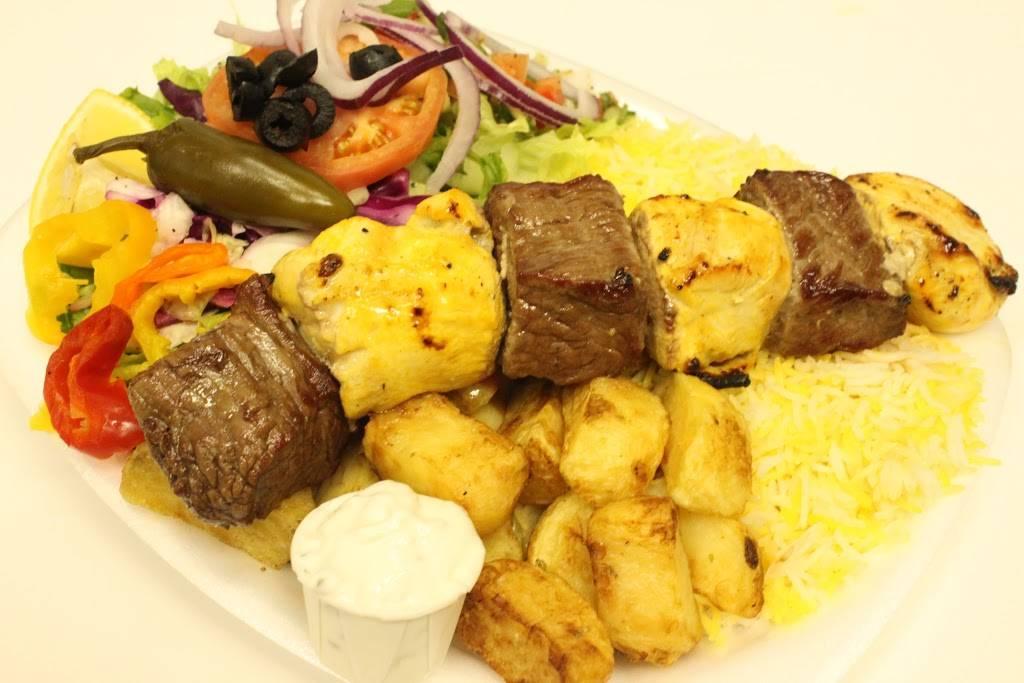 Cheminée Perse   restaurant   6700 Chemin de la Côte-des-Neiges, Montréal, QC H3S 2B2, Canada   5145649790 OR +1 514-564-9790